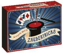 Cover-Bild zu Die magische Welt der Zaubertricks von Rausch, Ulrich