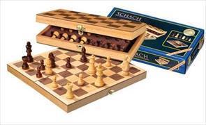 Cover-Bild zu Schachkassette - Feld 33 mm