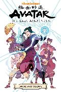 Cover-Bild zu Yang, Gene Luen: Avatar: The Last Airbender--Smoke and Shadow Omnibus