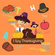 Cover-Bild zu I Spy Book Thanksgiving (eBook) von Press, Little Kids Creative