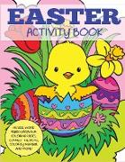 Cover-Bild zu Easter Activity Book von Creative Coloring Press