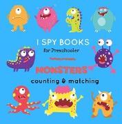 Cover-Bild zu I Spy Book For Preschooler (eBook) von Little Kids Creative Press