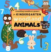 Cover-Bild zu Counting Numbers Games For Kindergarten (eBook) von Little Kids Creative Press