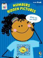 Cover-Bild zu Numbers Hidden Pictures, Grade PreK von Creative Teaching Press (Hrsg.)