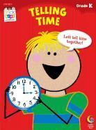 Cover-Bild zu Telling Time, Grade K von Creative Teaching Press (Hrsg.)