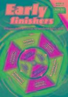 Cover-Bild zu Early Finishers von Creative Teaching Press Inc.