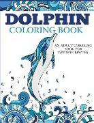 Cover-Bild zu Dolphin Coloring Book von Dylanna Press