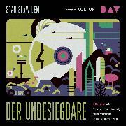 Cover-Bild zu Der Unbesiegbare (Audio Download) von Lem, Stanislaw