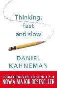 Cover-Bild zu Thinking, Fast and Slow (eBook) von Kahneman, Daniel