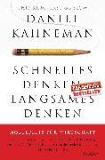 Cover-Bild zu Schnelles Denken, langsames Denken (eBook) von Kahneman, Daniel