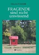 Cover-Bild zu Fragende sind nicht unwissend von Reder, Helmut