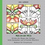 Cover-Bild zu Malen mit Mia von Ludwig, Mia