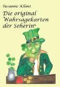 Cover-Bild zu Die original Wahrsagekarten der Seherin von Klimt, Susanne