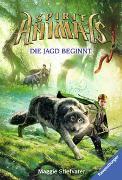 Cover-Bild zu Spirit Animals, Band 2: Die Jagd beginnt von Stiefvater, Maggie