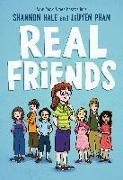 Cover-Bild zu Real Friends von Hale, Shannon