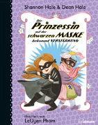 Cover-Bild zu Die Prinzessin mit der schwarzen Maske (Bd. 5) von Hale, Shannon