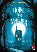 Cover-Bild zu Thornton, Nicki: Hotel der Magier (Hotel der Magier 1) (eBook)