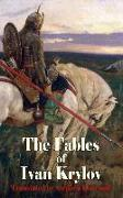 Cover-Bild zu The Fables of Ivan Krylov (eBook) von Krylov, Ivan