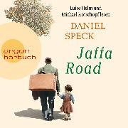 Cover-Bild zu Jaffa Road (Gekürzt) (Audio Download) von Speck, Daniel