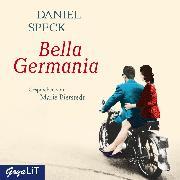 Cover-Bild zu Bella Germania (Audio Download) von Speck, Daniel