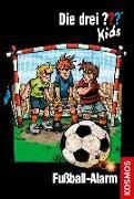 Cover-Bild zu Blanck, Ulf: Die drei ??? Kids, 26, Fußball-Alarm