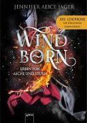 Cover-Bild zu XXL-Leseprobe: Windborn (eBook) von Jager, Jennifer Alice