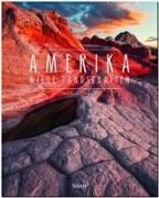 Cover-Bild zu Nink, Stefan: AMERIKA - Wilde Landschaften