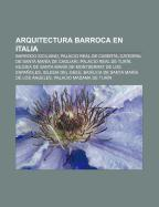 Cover-Bild zu Arquitectura barroca en Italia von Fuente: Wikipedia (Hrsg.)