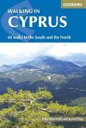 Cover-Bild zu Walking in Cyprus von Mig, Jacint