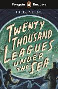 Cover-Bild zu Penguin Readers Starter Level: Twenty Thousand Leagues Under the Sea (ELT Graded Reader) von Verne, Jules