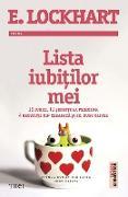Cover-Bild zu Lockhart, E.: Lista iubi¿ilor mei (eBook)