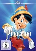 Cover-Bild zu Ferguson, Norman (Reg.): Pinocchio - Disney Classics 2