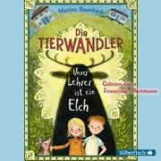 Cover-Bild zu Baumbach, Martina: Unser Lehrer ist ein Elch