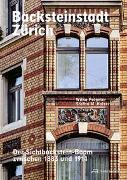 Cover-Bild zu Backsteinstadt Zürich