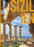Cover-Bild zu DuMont Bildatlas Sizilien von Schetar, Daniela