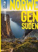 Cover-Bild zu DuMont Bildatlas Norwegen Süden von Möbius, Michael