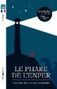Cover-Bild zu Larbey, Camille: Le phare de l'enfer: und weitere packende Krimis. Lektüre