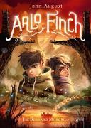 Cover-Bild zu Arlo Finch (2). Im Bann des Mondsees (eBook) von August, John