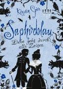 Cover-Bild zu Saphirblau von Gier, Kerstin