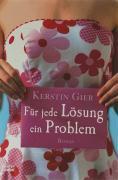 Cover-Bild zu Für jede Lösung ein Problem von Gier, Kerstin