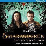 Cover-Bild zu Smaragdgrün - Ungekürzte Lesung (Audio Download) von Gier, Kerstin