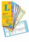 Cover-Bild zu Langenscheidt Go Smart Wortschatz Englisch - Fächer von Langenscheidt, Redaktion (Hrsg.)