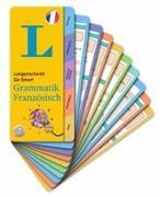Cover-Bild zu Langenscheidt Go Smart Grammatik Französisch - Fächer von Langenscheidt, Redaktion (Hrsg.)