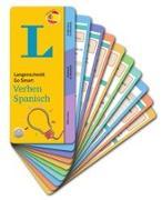Cover-Bild zu Langenscheidt Go Smart Verben Spanisch - Fächer von Langenscheidt, Redaktion (Hrsg.)
