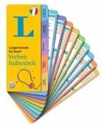 Cover-Bild zu Langenscheidt Go Smart Verben Italienisch - Fächer von Langenscheidt, Redaktion (Hrsg.)
