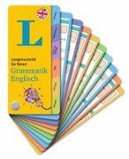 Cover-Bild zu Langenscheidt Go Smart Grammatik Englisch - Fächer von Langenscheidt, Redaktion (Hrsg.)