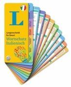 Cover-Bild zu Langenscheidt Go Smart Wortschatz Italienisch - Fächer von Langenscheidt, Redaktion (Hrsg.)