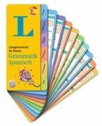 Cover-Bild zu Langenscheidt Go Smart Grammatik Spanisch - Fächer von Langenscheidt, Redaktion (Hrsg.)