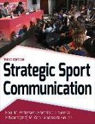 Cover-Bild zu Strategic Sport Communication von Pedersen, Paul M.