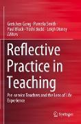 Cover-Bild zu Reflective Practice in Teaching von Black, Paul (Hrsg.)